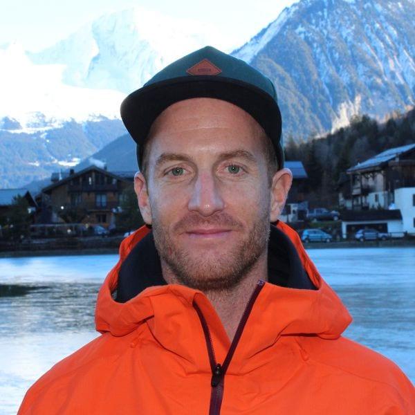 Julien Desprez - Val d'Isere Snowboard Instructor
