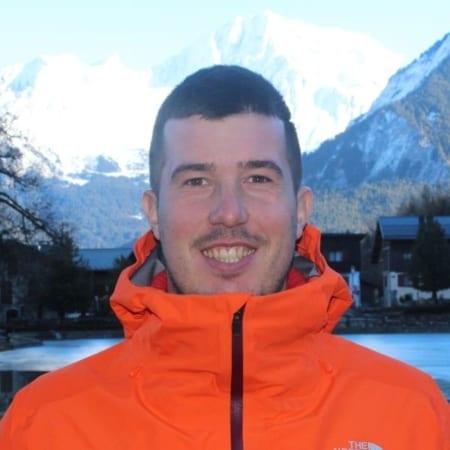 Jure Pernek - Courchevel Ski Instructor