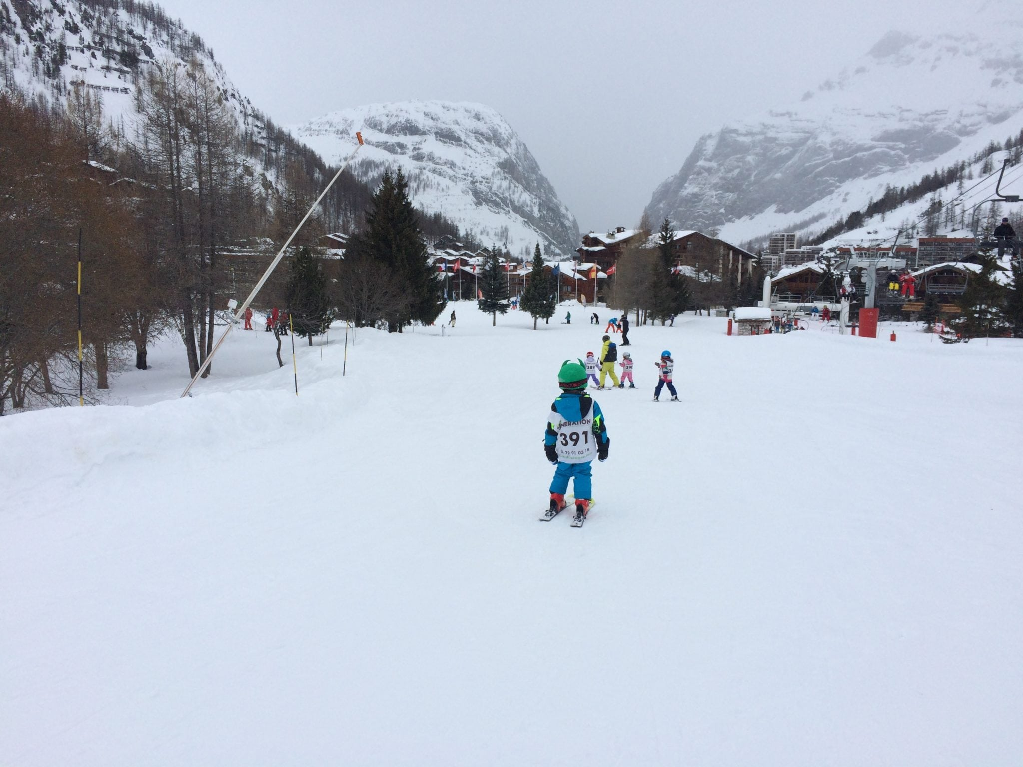 Kids Val d'Isere