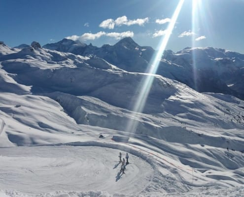 Best pistes in Val D'Isére