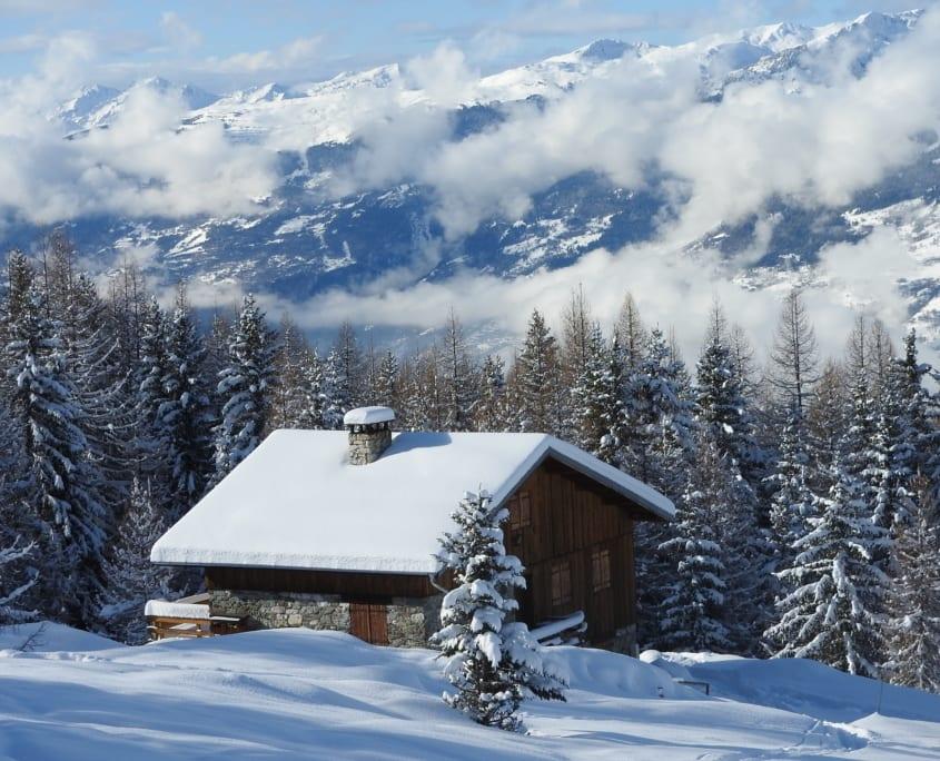 Les Arcs Ski Mountain Refuge