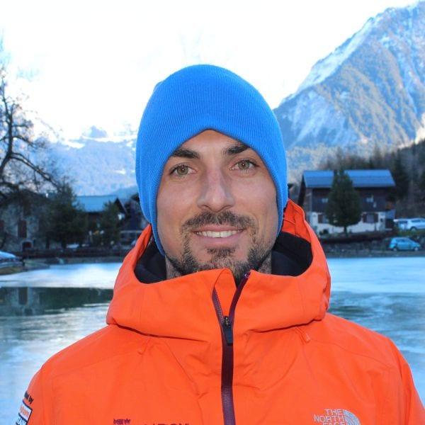 Luca Bernardini - Courchevel Ski Instructor