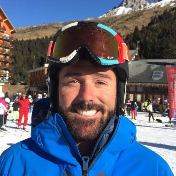 ski schools Meribel