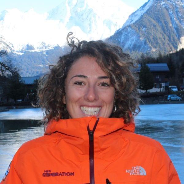 Marta Lotti - Tignes Ski Instructor