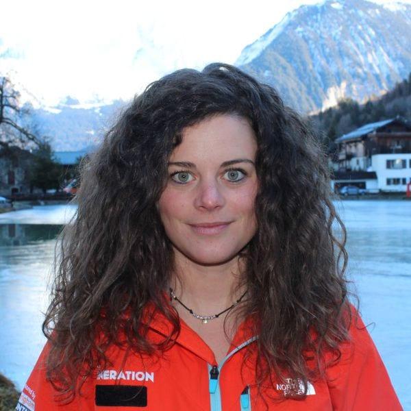 Martina Bridi - Val d'Isere Ski Instructor