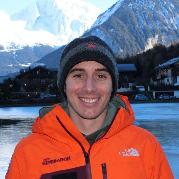 Matej Polensek - La Plagne Ski Instructor