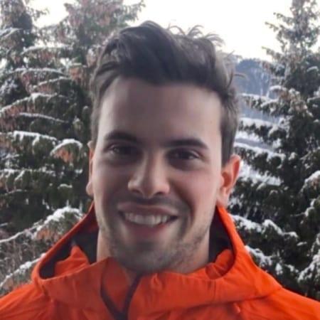 Matteo Dolzani - La Tania Ski Instructor