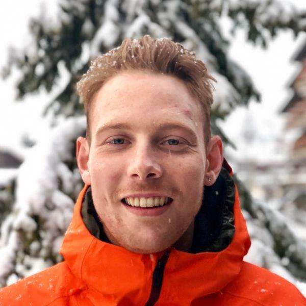 Max Wild - Verbier Ski Instructor