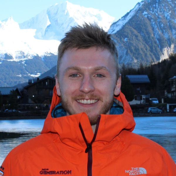 Mike Kirk - Val d'Isere Ski Instructor