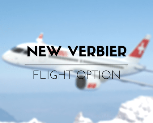 new verbier flight option