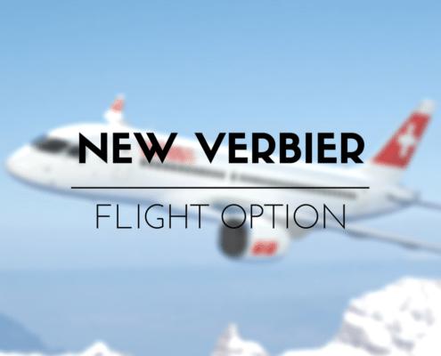 new verbier flight option