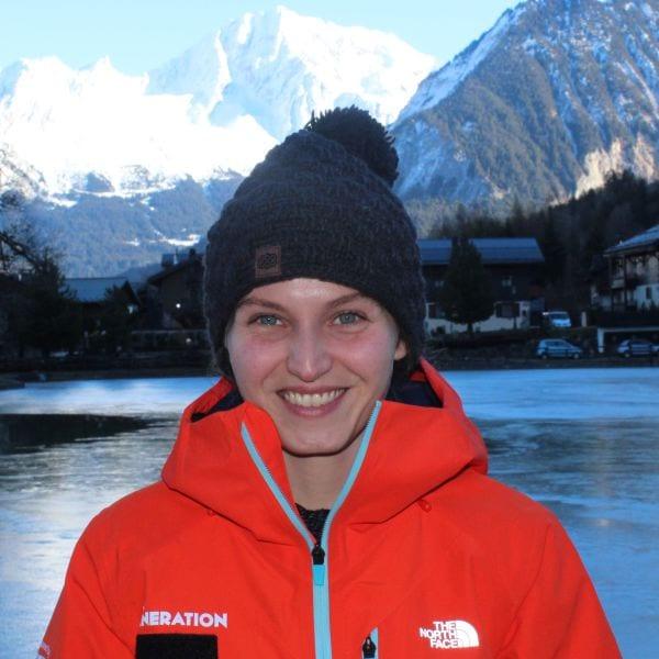 Nasha Di Lenardo - La Plagne Ski Instructor