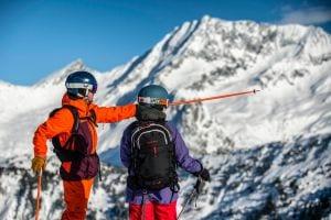 Corporate Ski Lessons