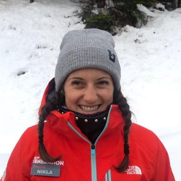 Nikla Bechis - Meribel Ski Instructor