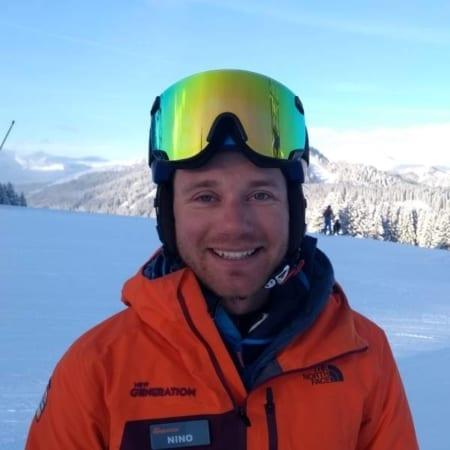 Nino Zickar - Morzine Ski Instructor