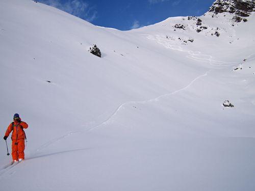 Ski touring adventures in Verbier - the best