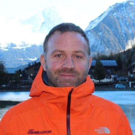 Pete Miles - Courchevel Ski Instructor