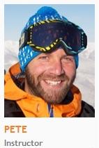 Peter Miles Ski Instructor