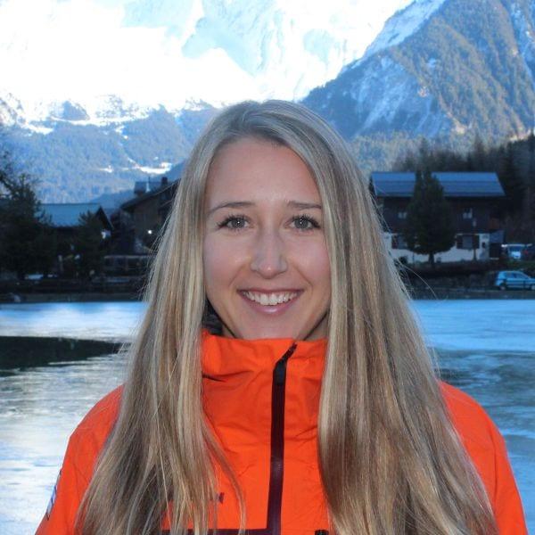 Pia Svarc - Courchevel Ski Instructor