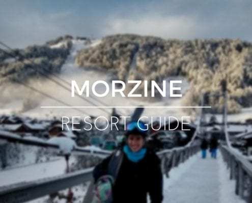 Morzine Resort Guide