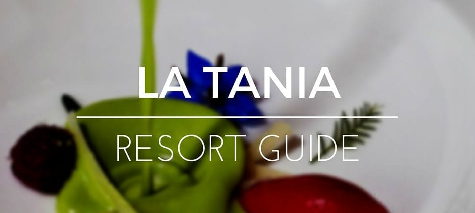 La Tania Resort Guide