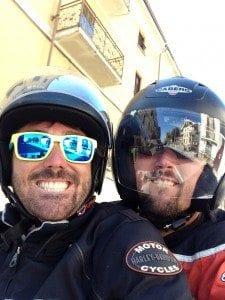 Rich & Marco do Italy