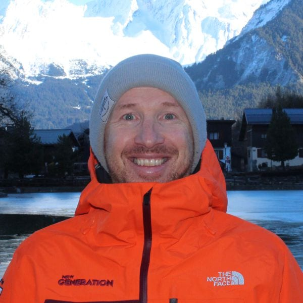 Rich Murray - Val d'Isere Ski Instructor