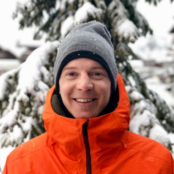 Rob Wilhelmsson - Verbier Ski Instructor