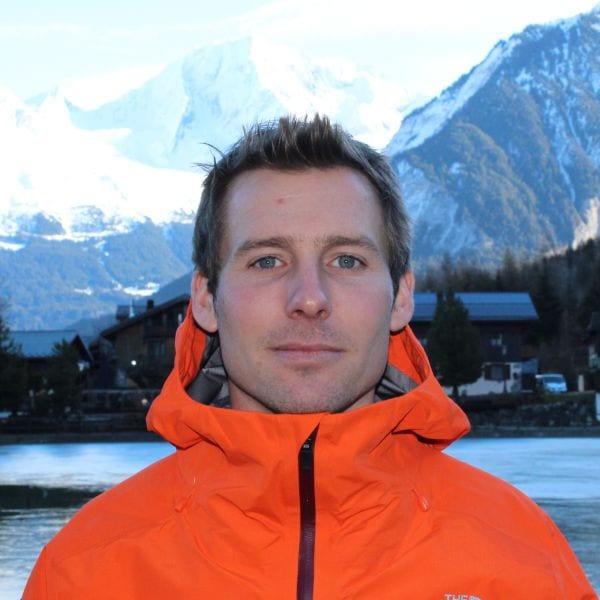 Sam Pickup - Courchevel Ski Instructor