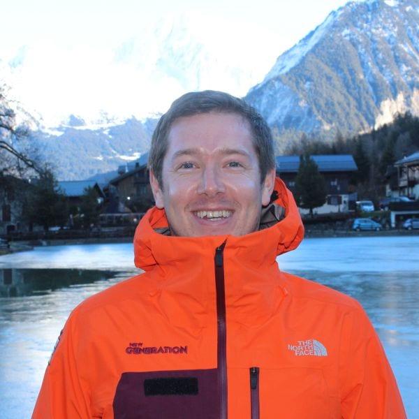 Sam Taylor - La Tania Ski Instructor