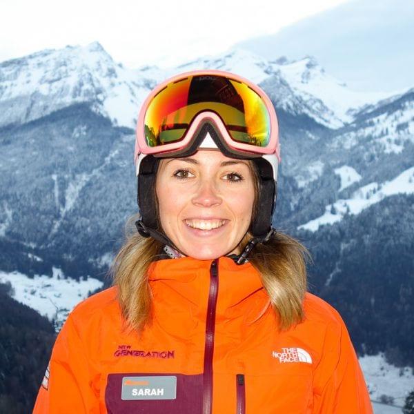 Sarah Maclachlan - Villars Ski Instructor