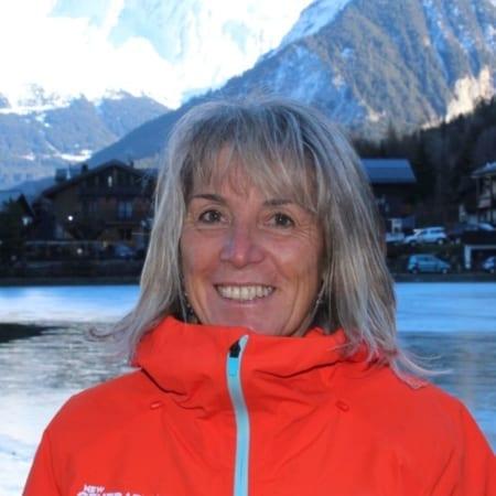 Silvia Vitton - Courchevel Ski Instructor