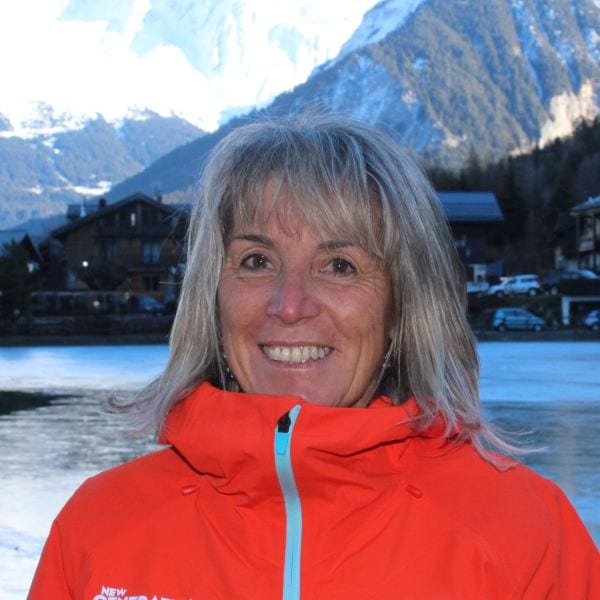 Silvia Vitton - Courchevel Ski Instructor