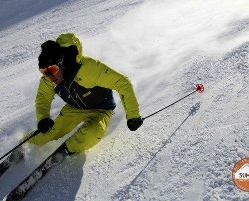 Ski-Photo