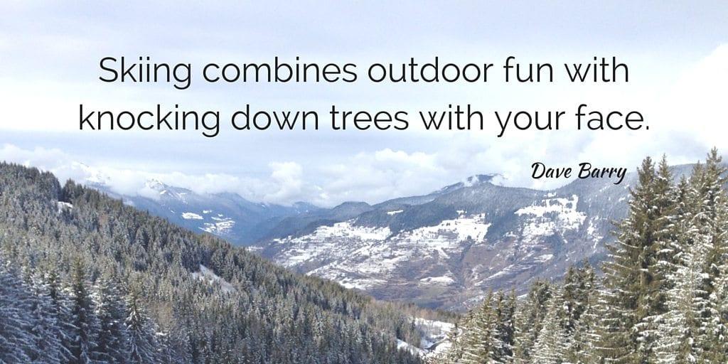 Ski Quote 2