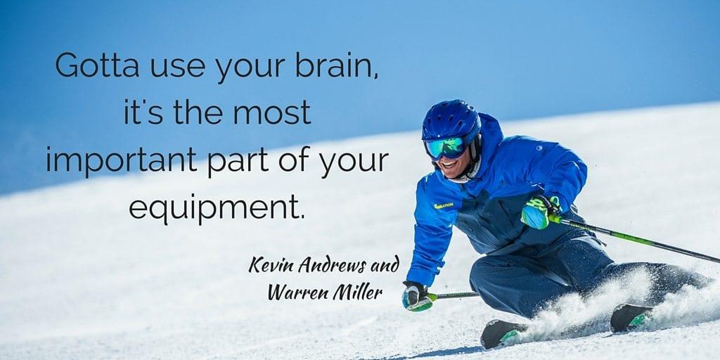 best ski quotes