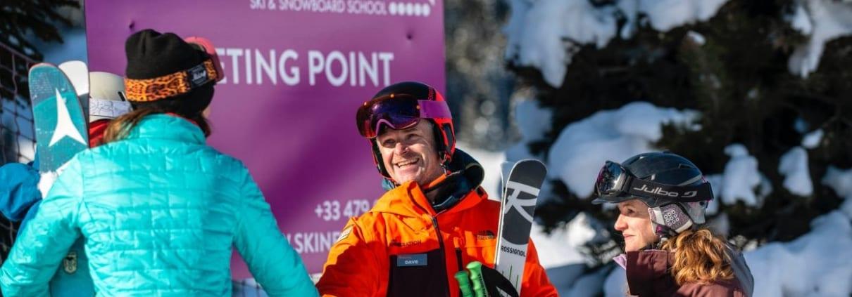 Ski School Questions Ski Lesson FAQs