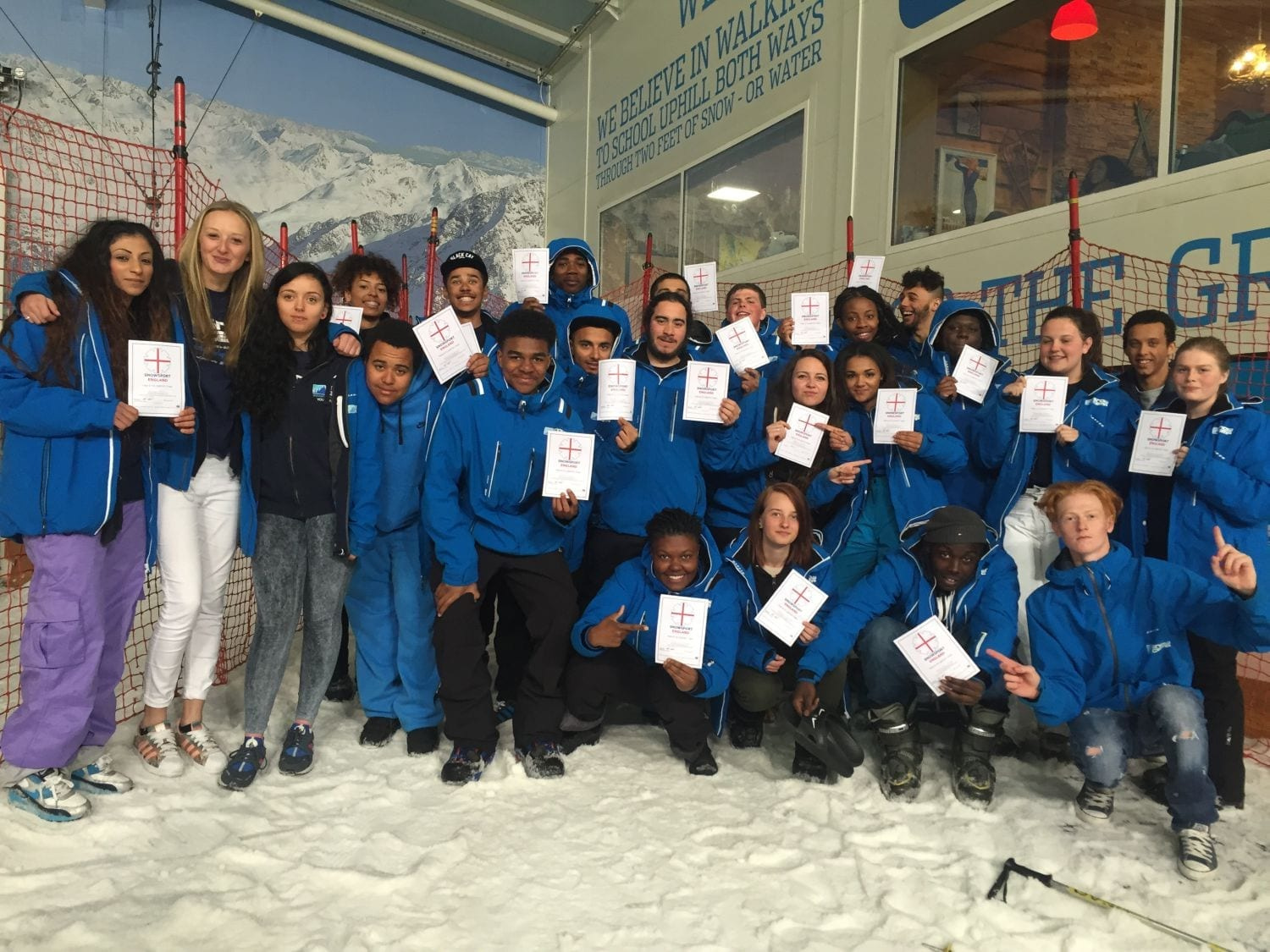 Snow-Camp UK Teens