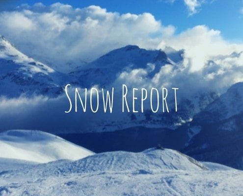 snow report march 3