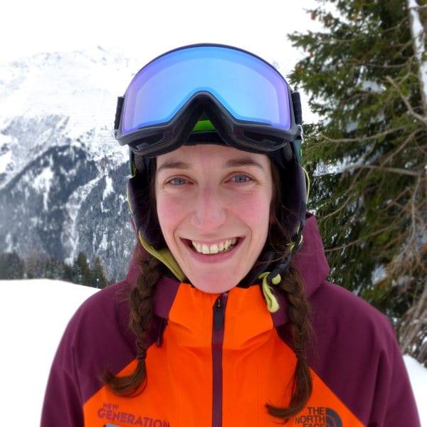 BRITTON, Katie - St Anton Ski Instructor