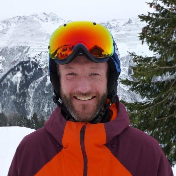 BROWN, Ally - St Anton Ski Instructor