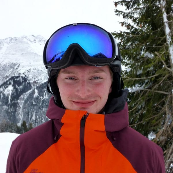 BURGESS, Harrison - St Anton Ski Instructor