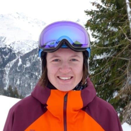 COMBE, Anna - St Anton Ski Instructor