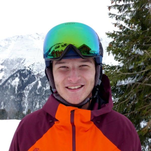 CULLEN, Charlie - St Anton Ski Instructor