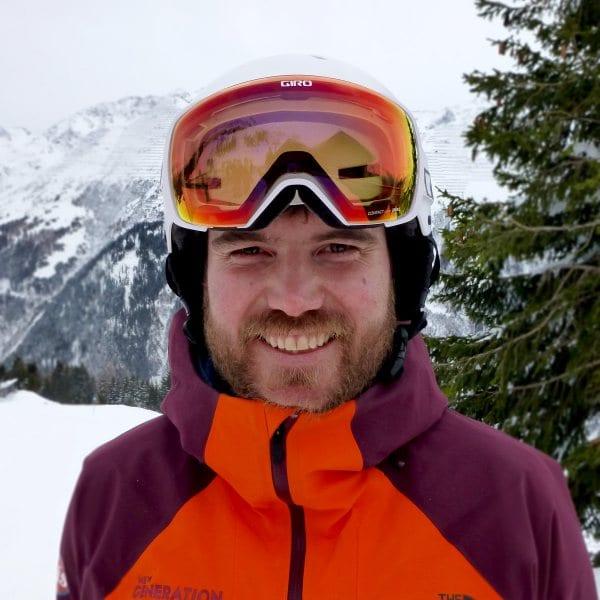 DRAKE, Mark - St Anton Ski Instructor