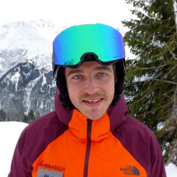 GANLEY, Phil - St Anton Ski Instructor