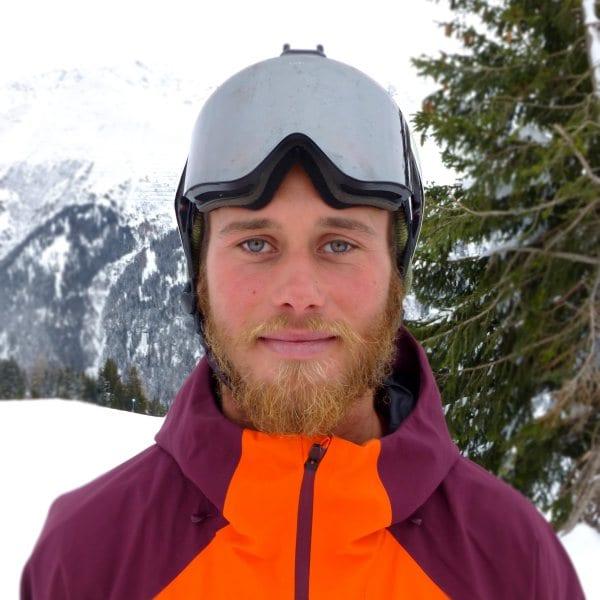 HINRICHSEN, Guglielmo - St Anton Ski Instructor