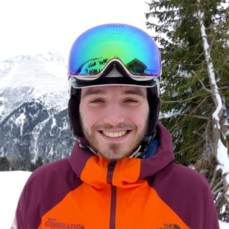 HOEY, Adam - St Anton Ski Instructor
