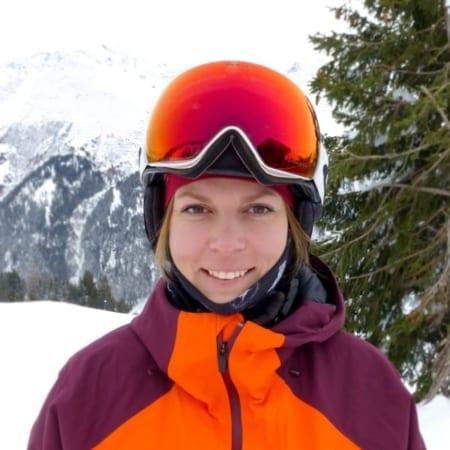 LENNARD, Zoâ - St Anton Ski Instructor