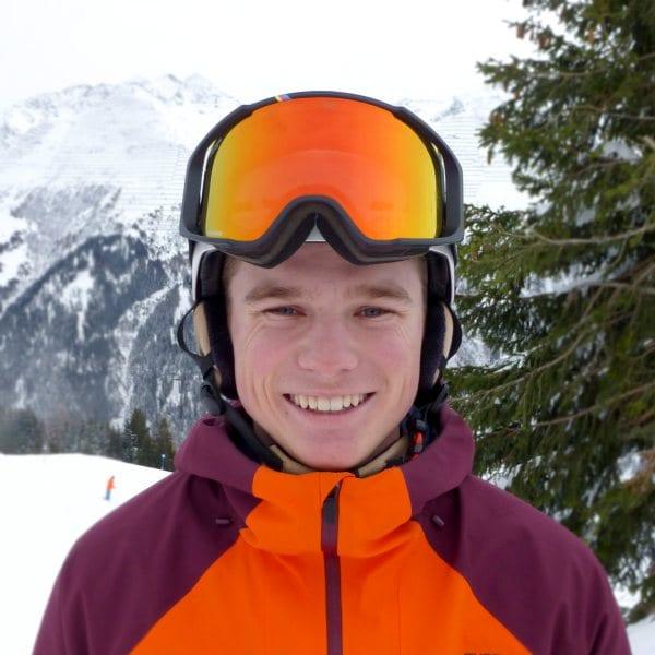 MAAGAARD, Frederik - St Anton Ski Instructor
